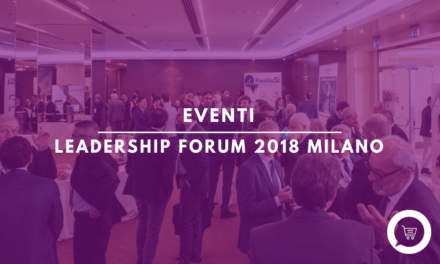 Leadership Forum 2018 Milano